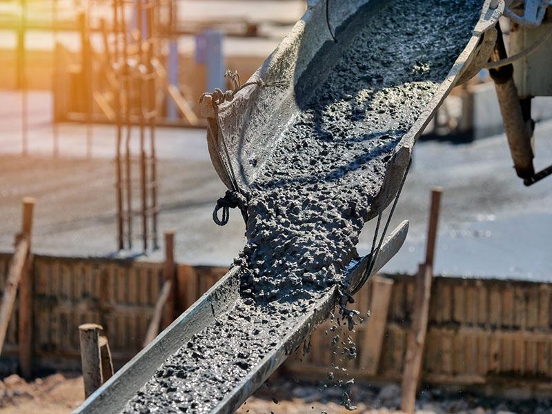 concrete contractor raleigh nc